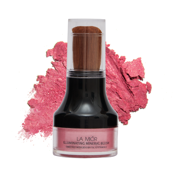 La Mior Illuminating Blush - Mama Mia (Bright Coral Tone)