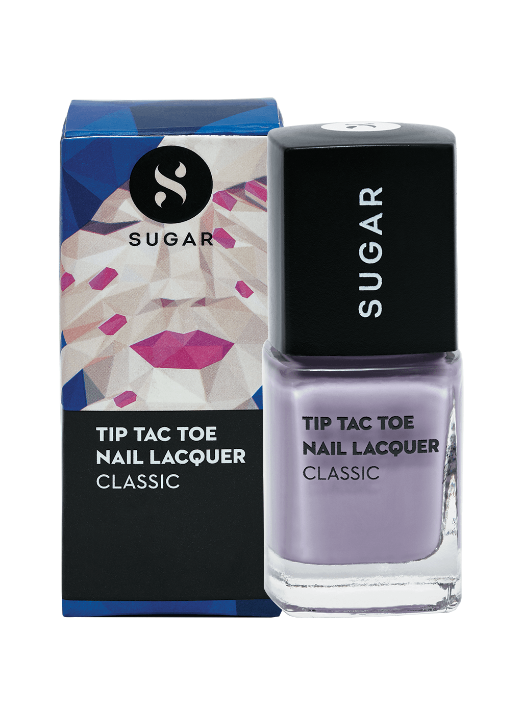Tip Tac Toe Nail Lacquer - 064 Pop The Purple (Pastel Lavender)