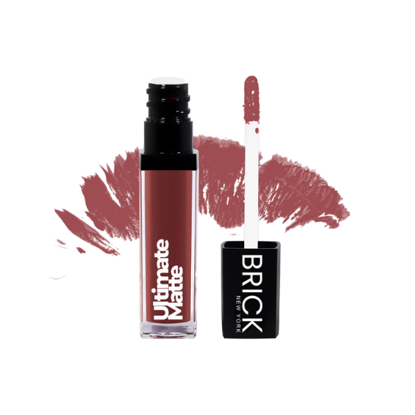 Brick New York Ultimate Matte Liquid Lipstick - Sand Luster 06