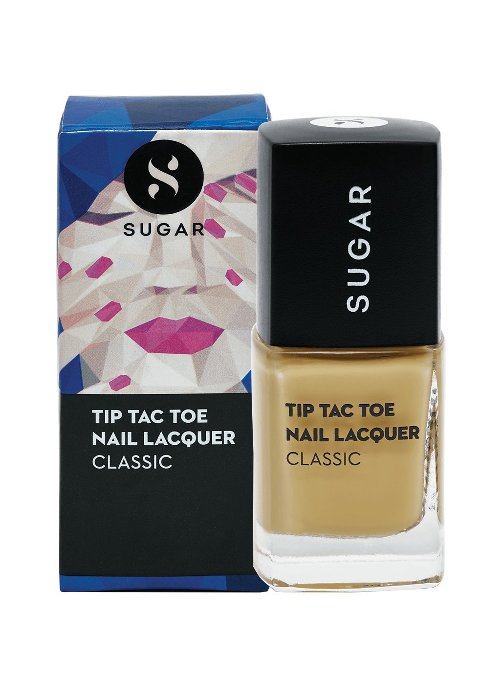 Tip Tac Toe Nail Lacquer - 066 Sunny Side Up (Pastel Yellow)