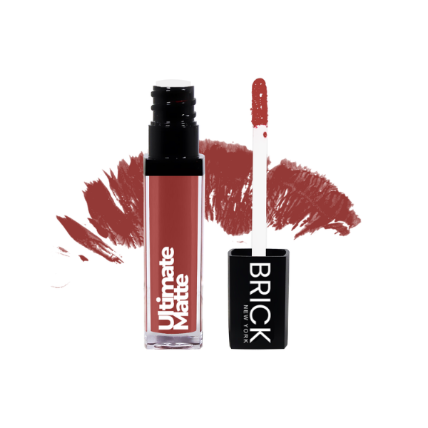 Brick New York Ultimate Matte Liquid Lipstick - Cherry Memory 04