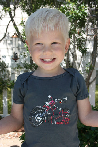 Motorcycle T-Shirt for Babies