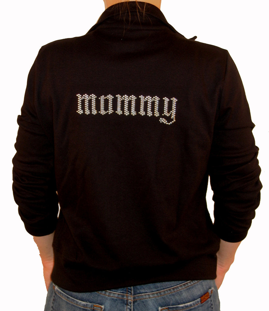 """Mommy"" Track Jacket"