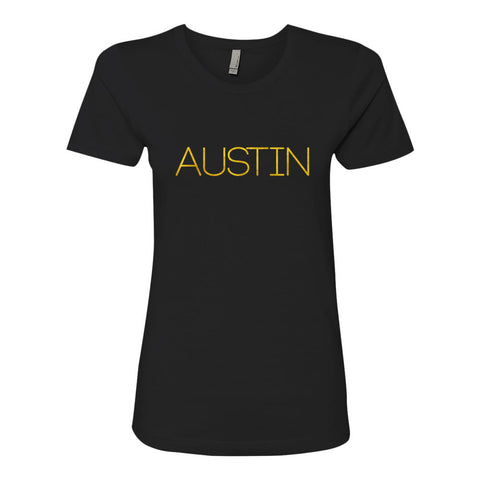 Austin Ladies T-shirt
