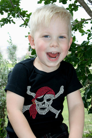 Pirate T-Shirt for Babies