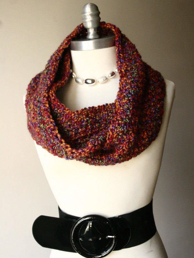 BERRIES | Signature Series Infinity Scarf (Mini)