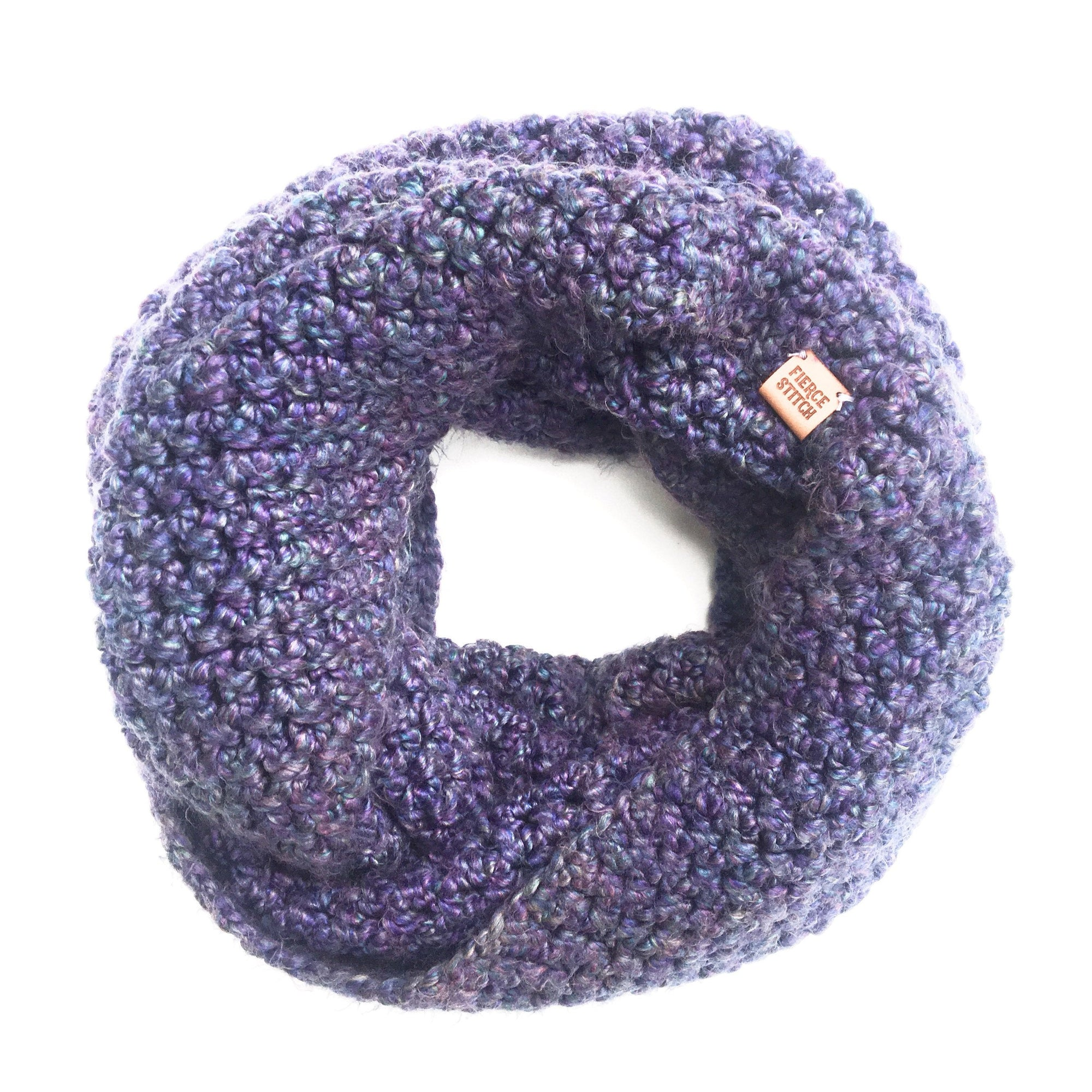 AMETHYST | Signature Series Infinity Scarf