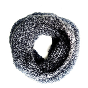 CHARCOAL | Signature Series Infinity Scarf