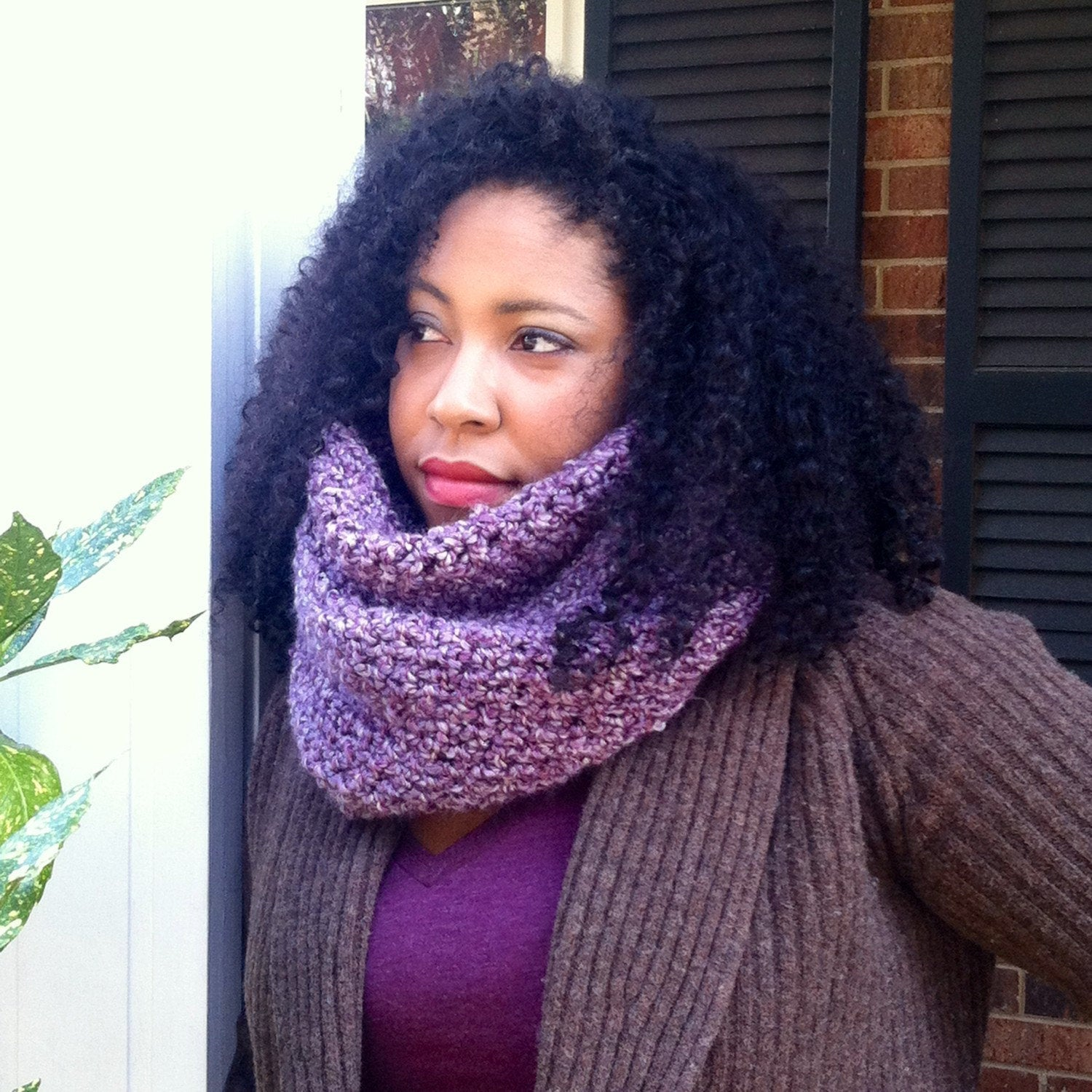 LAVENDER | Signature Series Infinity Scarf