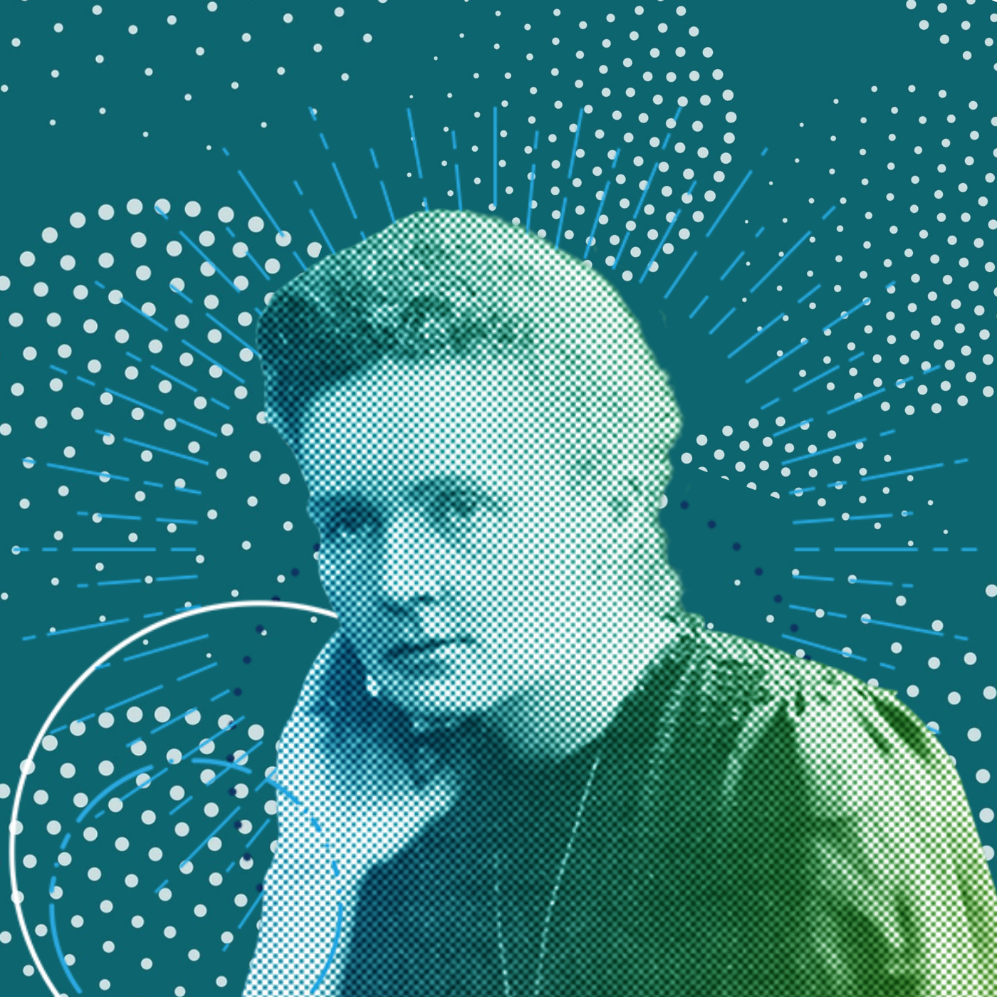 Marie Curie, female scientist, brought X-Rays to WW1 Frontlines