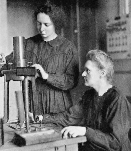 Marie Curie Irene Curie Brought X-Rays to WW1 frontline