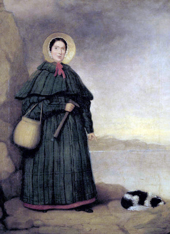 Mary Anning Remarkable women in history 50th anniversary Earth Day