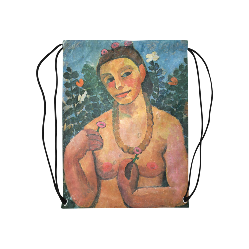 Paula Modersohn-Becker Drawstring Bag