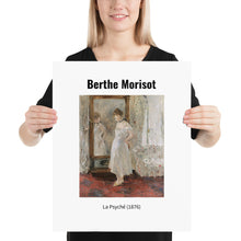 Load image into Gallery viewer, Berthe Morisot Wall Art, 'La Psyché'