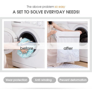 Multi-functional Laundry Protection Bag