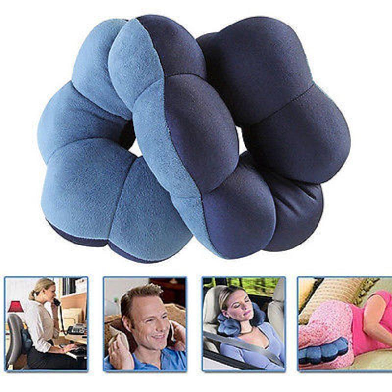 Comfort Plum Pillow