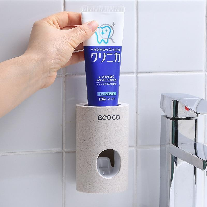 Automatic Squeezer Toothpaste Dispenser