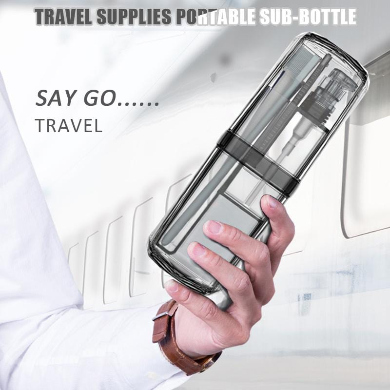 Travel Supplies Portable Sub-Bottle