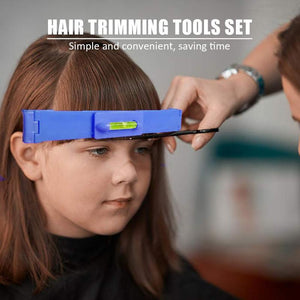 Bangs Hair Trimming Tools Set