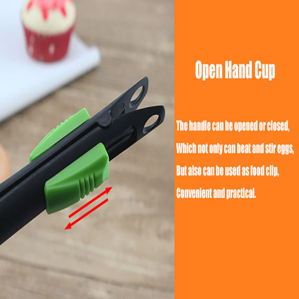 2 in 1 Long Handle Clamp