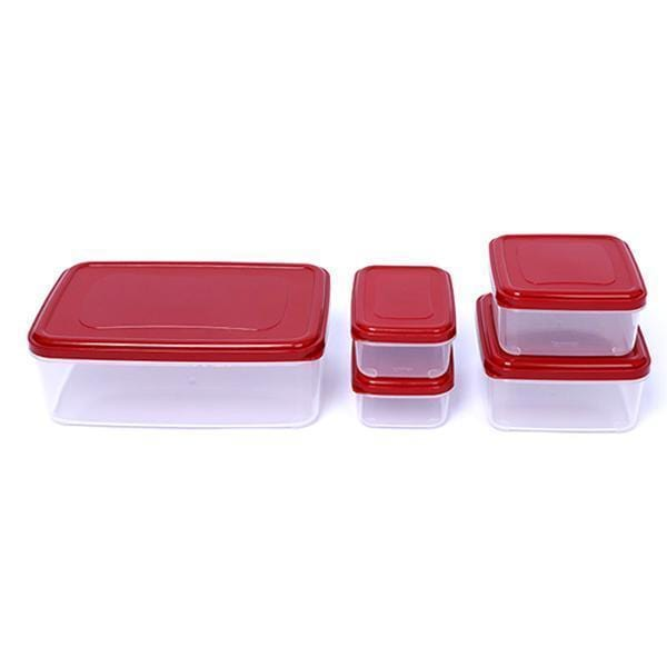 Refrigerator Storage Box (1 Set)