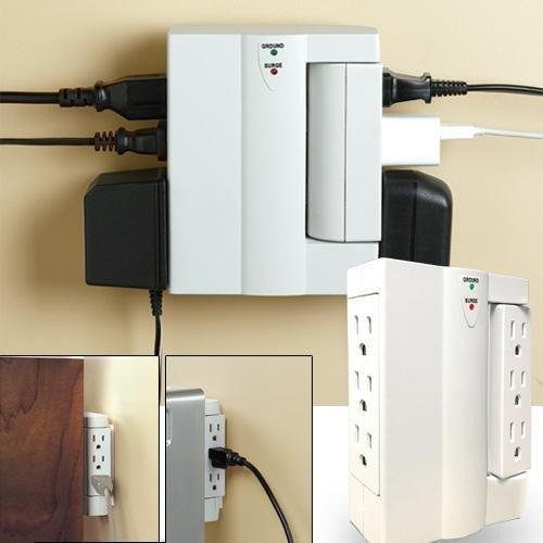 Portable Wall-Mount Socket