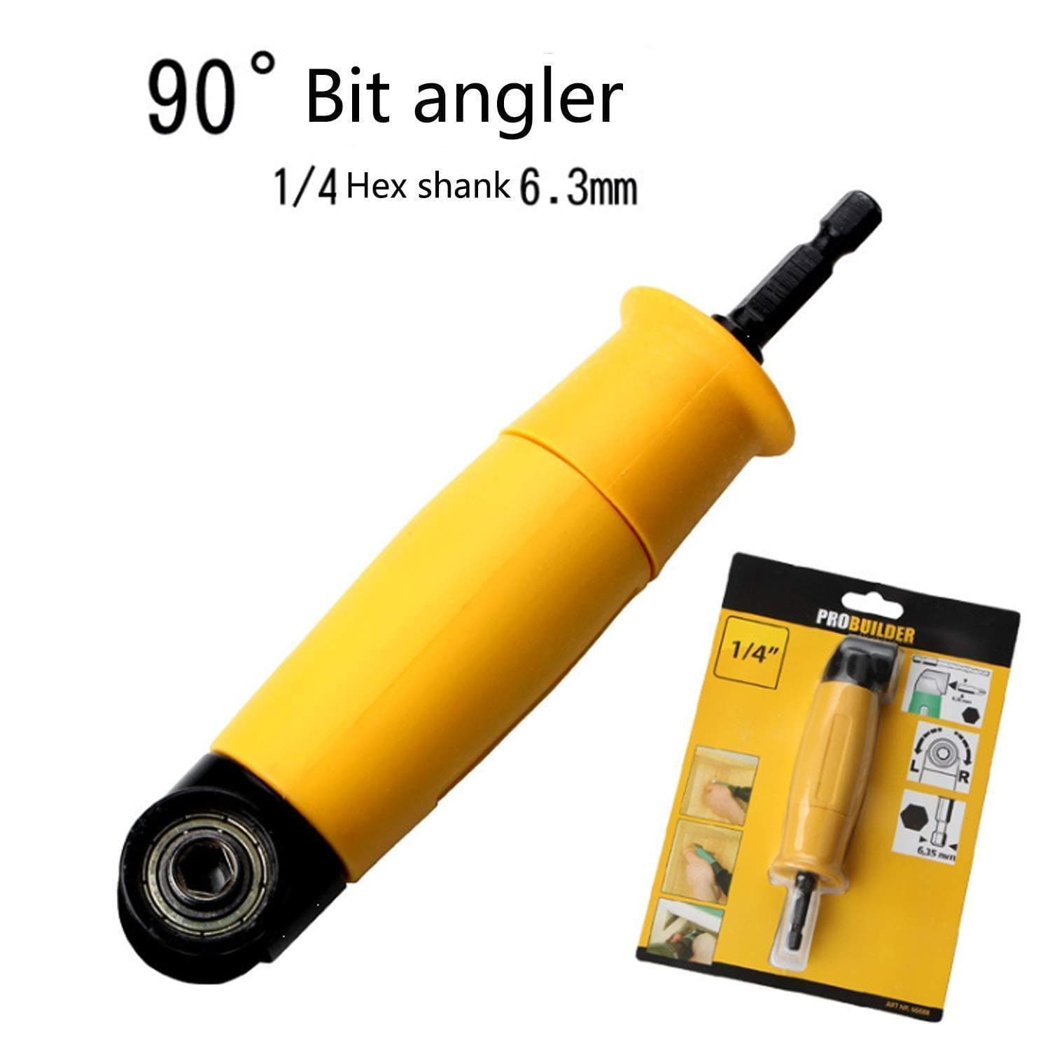 Right Angle Off-Set Drill Adapter