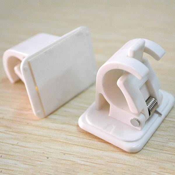 Self Adhesive Hooks Rod Bracket Pole