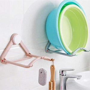 Automatic Rebound Washbasin Rack