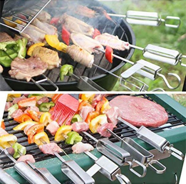 BBQ Stainless Steel BBQ Needle