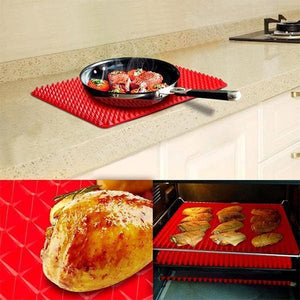 Non-Stick Baking Cooking Mat(2PCS)
