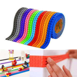 Silicone Building Blocks Toy (1 Pack)