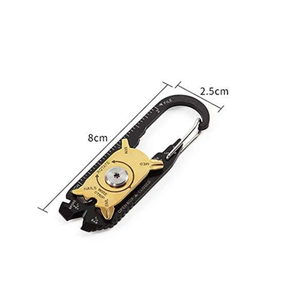 Outdoor 20-in-1 Multi-function Combination Tool