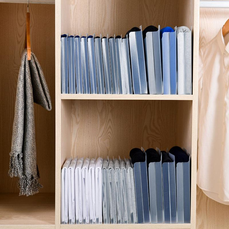 Clothes Folding storage box