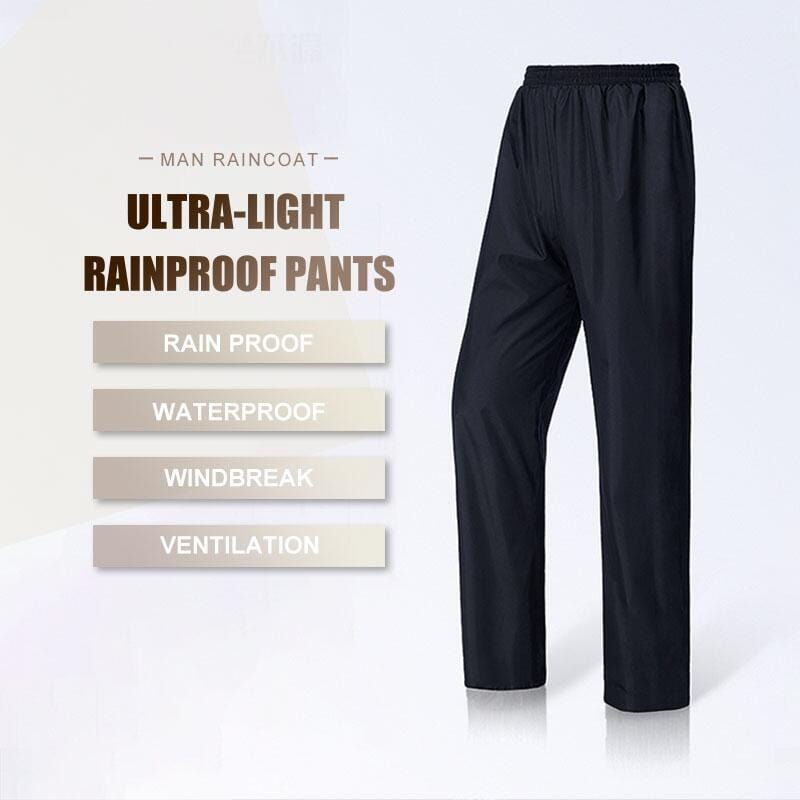Ultra-Light Rainproof Pants