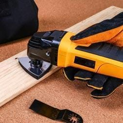 Oscillating Multi-Function Tool