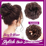 Easy-To-Wear Stylish Hair Scrunchies (BUY 2 FREE SHIPPING)
