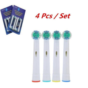 Electric Toothbrush Heads (4PCS/SET)