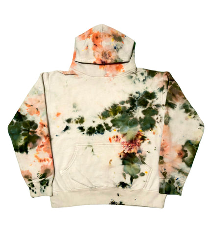 YOUTH Arizona Rain Tie Dye Pullover Hoodie - The Tie Dye Company