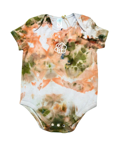 YOUTH Arizona Tie Dye Infant Onesie - The Tie Dye Company
