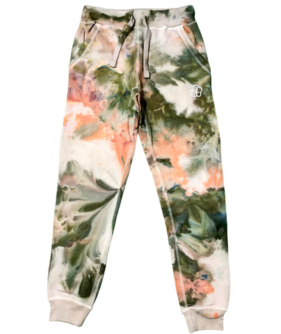 Arizona Rain Tie Dye Jogger Sweatpants - The Tie Dye Company