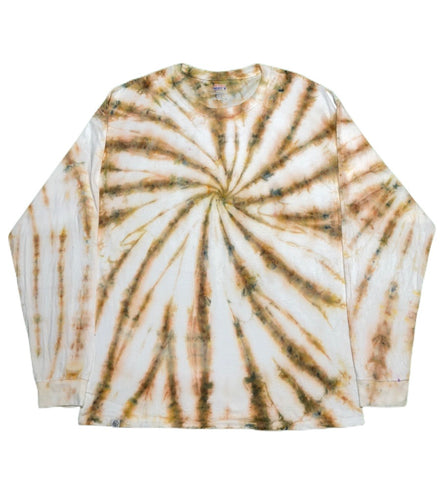Sanctuary Swirl Tie Dye Long Sleeve T-Shirt - The Tie Dye Company