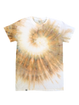 Sanctuary Spiral Tie Dye Short Sleeve T-Shirt - The Tie Dye Company