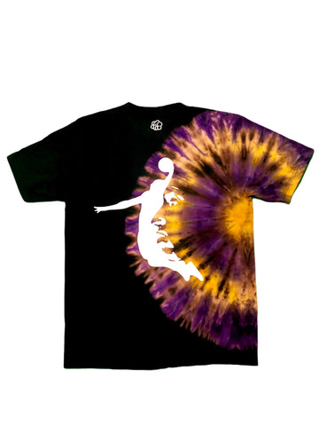 3M Reflective Kobe Tie Dye Tribute T-Shirt - The Tie Dye Company