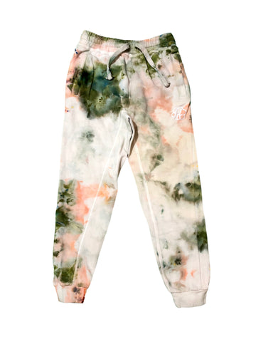 YOUTH Arizona Rain Tie Dye Jogger Sweat Pants - The Tie Dye Company