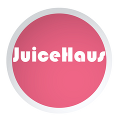 JuiceHaus Logo 3D bottles