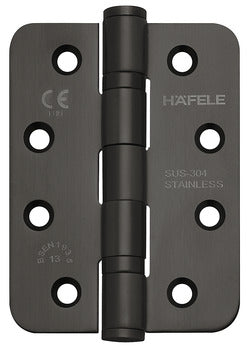 Butt hinge、For flush interior doors up to 120 kg, Startec
