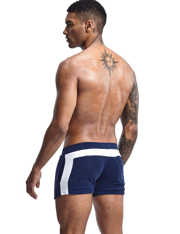 Smooth Pile Furry Shorts 90507