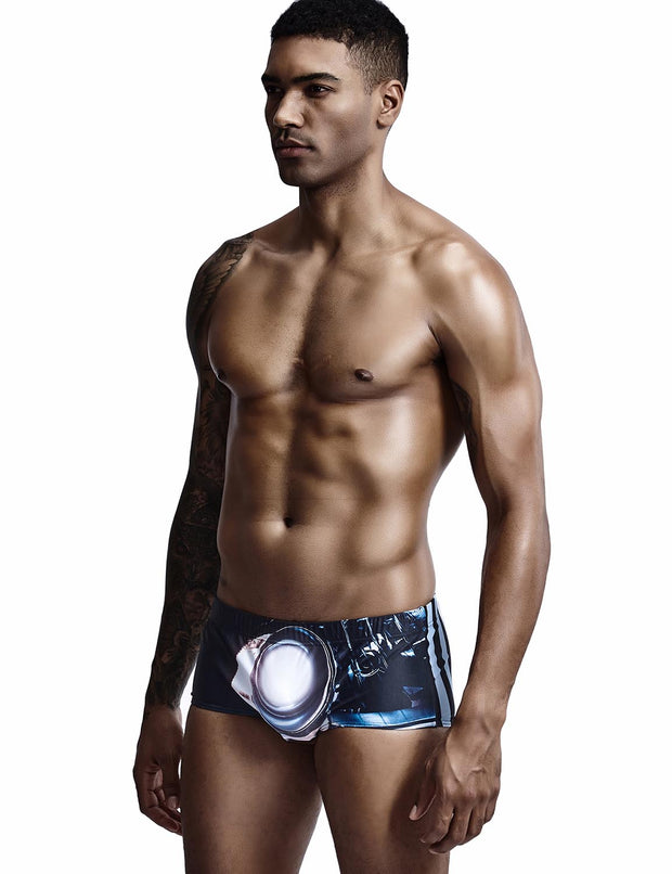 Low Rise Boxer Brief Swimwear 90804