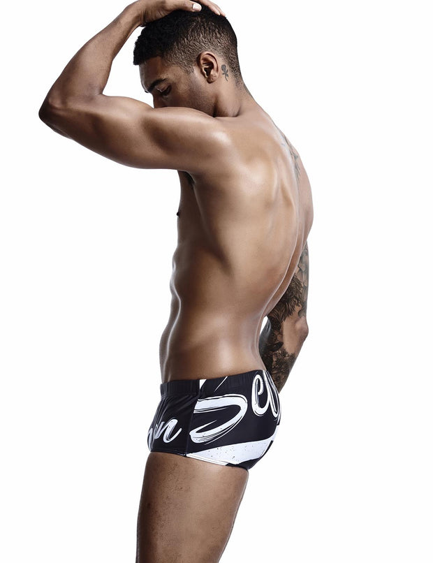 Low Rise Boxer Brief Swimwear 90805